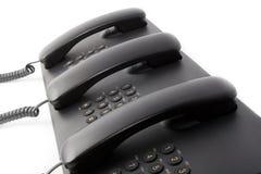 service de centre d'attention téléphonique Images stock