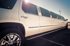 Service de limousine Photographie stock libre de droits