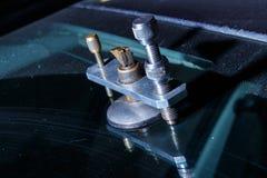 Service des réparations de voiture image stock