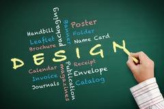 Service Design publications Stock Photos