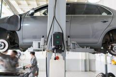 Service för auto reparation royaltyfri bild