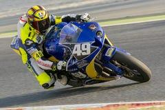 Service för lagDCR Racing 24 timmar uttålighet Arkivfoto