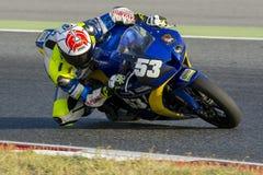 Service för lagDCR Racing 24 timmar uttålighet Royaltyfria Bilder