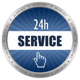 Service icon Royalty Free Stock Images