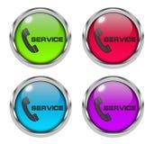 Service Icon Stock Image