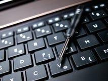 Service informatique Images stock