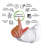 IT Service Management Royalty Free Stock Photo