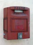 Service postal photographie stock libre de droits