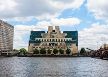 Service secret britannique à Londres, hdr photo libre de droits