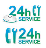 Service sign Stock Image