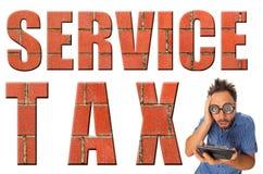 Service-Steuer Stockfoto
