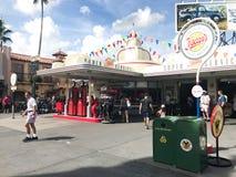 Service superbe du ` s d'oscar, studios de Hollywood, Orlando, FL images stock