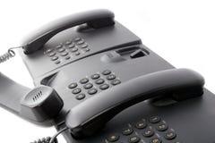 service téléphonique de centre d'attention téléphonique Photos libres de droits
