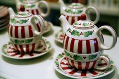 service tea Στοκ Εικόνα