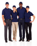Service team group Royalty Free Stock Photography