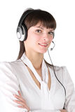 Service of technical support. stock images