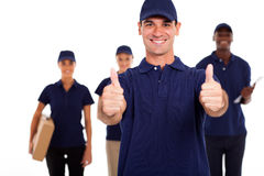 IT service technician Stock Photography