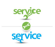 Service Web Icon Royalty Free Stock Photography