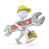 Serviceman Stock Images