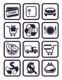 Services. Authors illustration in vector Vector Illustration