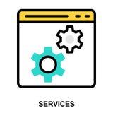 Services Stock Photo