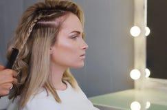 Services de coiffure photos libres de droits
