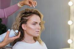 Services de coiffure photo libre de droits