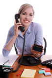 Services de crédit Images stock