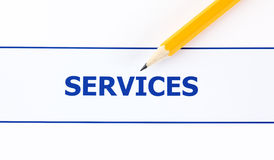 Services Stock Images