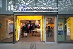 Serviceshop d'OV Images libres de droits