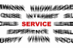 Servicio stock de ilustración