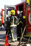 Servicio de incendios Fotos de archivo