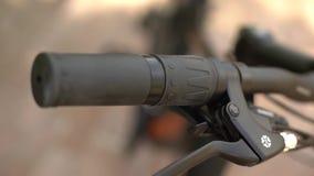 Servicio de mantenimiento de la bicicleta Junta de una nueva bici metrajes