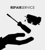 Servicio de reparación Imágenes de archivo libres de regalías