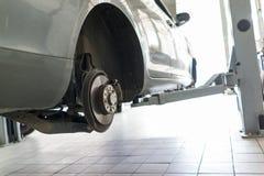 Servicio de reparación auto Foto de archivo libre de regalías