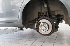 Servicio de reparación auto Fotografía de archivo libre de regalías