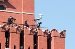 Servicio secreto ruso Imagenes de archivo