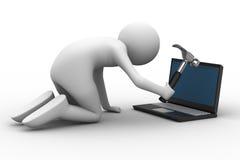 Servicio técnico del ordenador