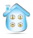 Servicios de telecomunicaciones de la casa