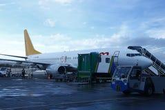 Servicios del aeropuerto Fotografía de archivo libre de regalías