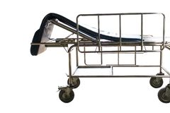 Servicios que esperan de la cama de las sillas de ruedas y de hospital para imagen de archivo libre de regalías