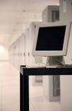 Servidor terminal fotografía de archivo libre de regalías