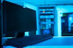 Servidores de rede Imagem de Stock