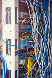 Servidores en sitio del servidor Imagenes de archivo