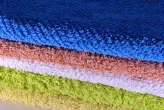 Serviette Images stock