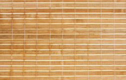 Serviette from a bamboo Stock Images