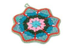 Serviette de laine Images stock