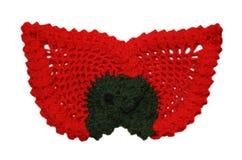 Serviette de laine Photo libre de droits