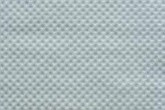 Serviette de papier de texture de gaufrette de la nuance blanche Images libres de droits