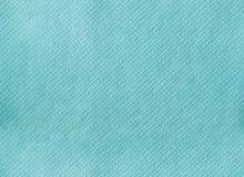 Serviette de papier gravant la texture en refief sans couture Fond de couleur de Tiffany image libre de droits